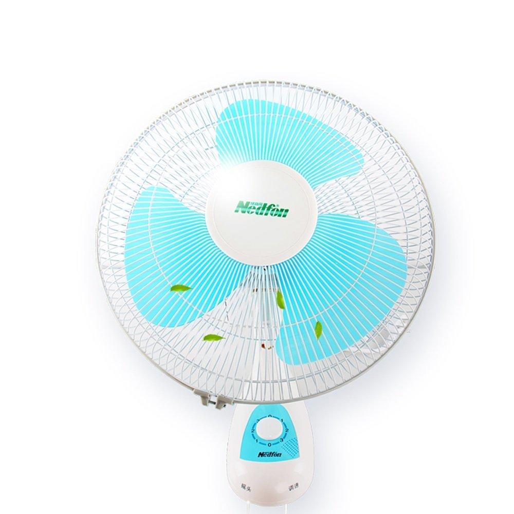 Manual wall fan/desktop fan / student dormitory small fan / home mute mini fan / fan / wall-mounted energy-saving mute fan / mechanical fan / household fan / hanging fan