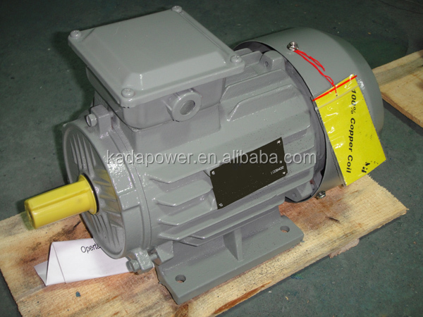 Y2 Series Electric Motors Three Phase Electric Contnector