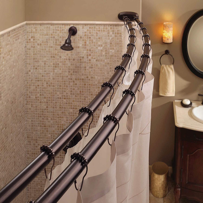 Полезные советы по выбору карниза для ванной