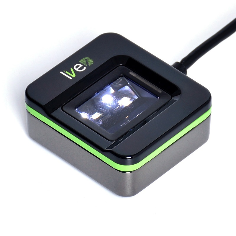 R307 M/ódulo de Huella Digital,Dispositivo /óptico de reconocimiento de la atenci/ón del Sensor de Control de Acceso del Sensor del m/ódulo de Huellas Dactilares