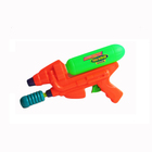 Funny colorful summer game plastic water gun for kids