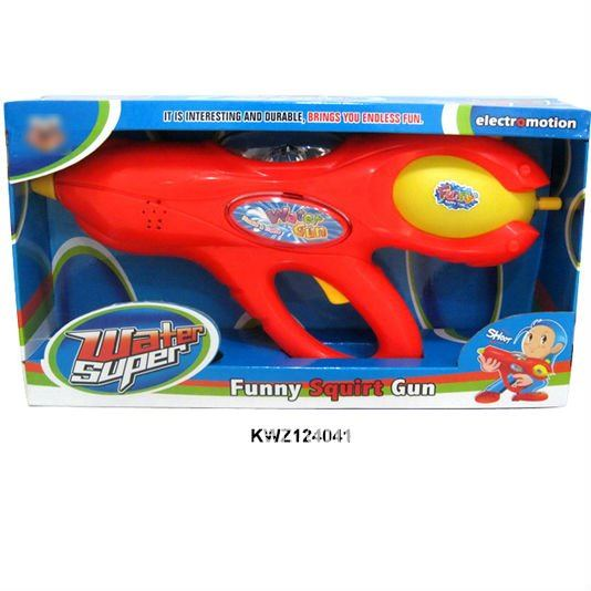 Hot Electric Watergun with Light & Sound KWZ124041