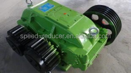 JS200 350 500 concrete mixing machine use Cylindrical gear speed reducer gearbox gear reduction box China supplier