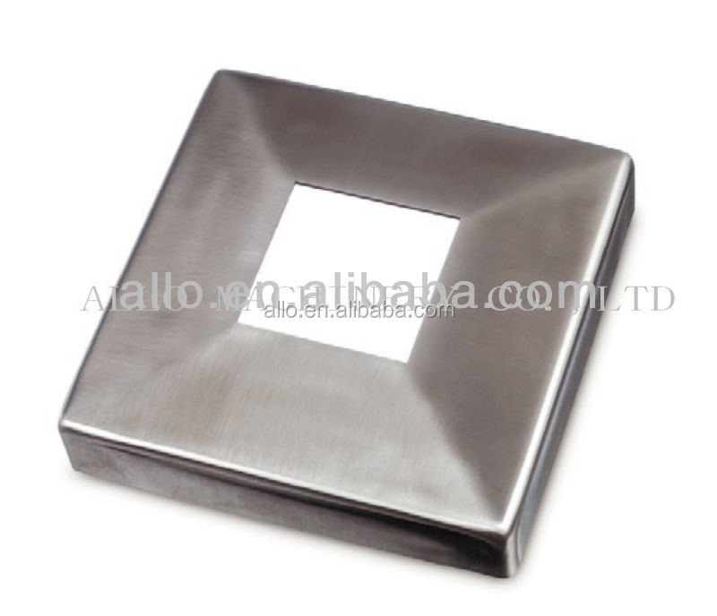 Good Quality Finish Welded Square Fittings Inox 316 Square Flange Base Cover Balustrade Base Plate - Buy Inox 316 Square Flange Base CoverBalustrade Base ...  sc 1 st  Alibaba & Good Quality Finish Welded Square Fittings Inox 316 Square Flange ...