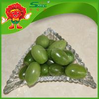 Fresh green cherry tomatoes organic fruit vegetable