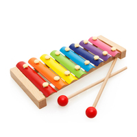 Wholesale children music instrument store education interesting wooden xylophones toy organ music instrument