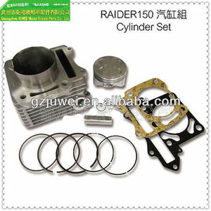 Hot sell motorcycle cylinder kit for RAIDER150