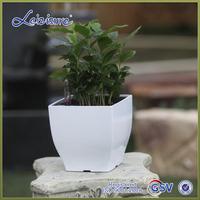 office furniture plastic flower pot exotic ceramic planters