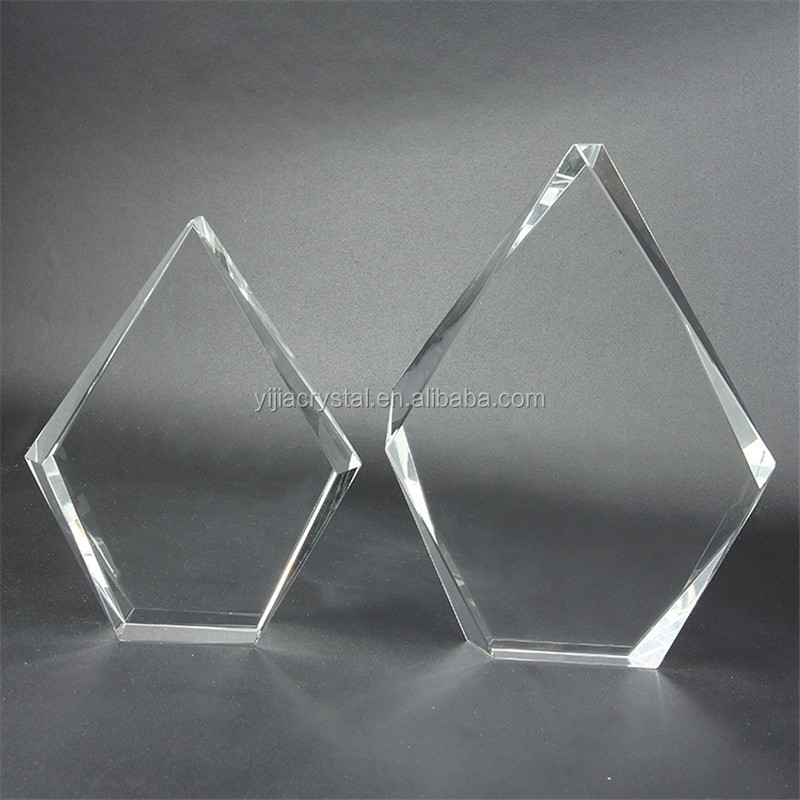 Blank K9 Crystal Glass Cube for Engraving