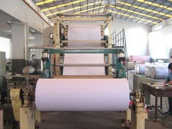 copy paper making machine