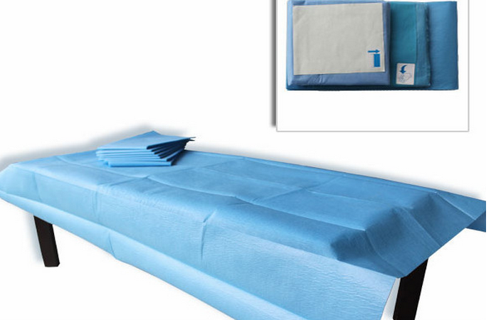 Disposable Bed Sheets/massage Table Cover/pillow Case Material With 100% Pp  Spunbond Nonwoven Fabric Hospital   Buy Hospital Bed Sheet,Single Bed Sheets  ...