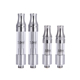 Ceramic Coil Vaporizer Pen Empty Vape Cartridge 510 Thread Thick Oil 0.5 1.0ml Atomizer