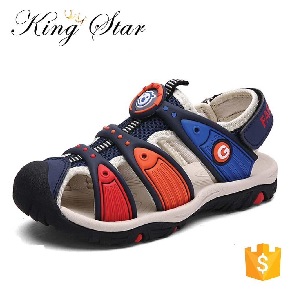 Wholesale China Children Shoes Boys Kids Sandals With Comfortable  # Bois En Chaene