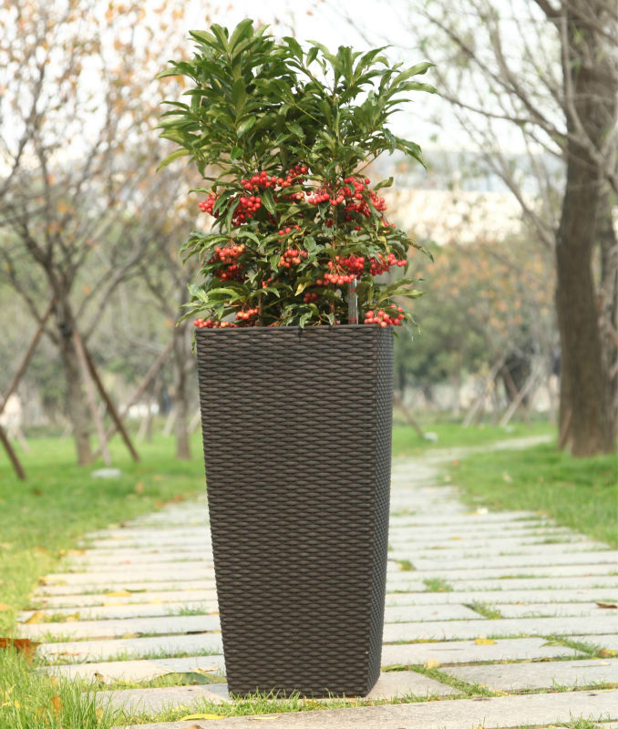 outdoor large plastic plant potssquare flowerpotrattan pot View outdoor large plastic plant pots SHENGERDA Product Details from Taizhou Shengerda ... & outdoor large plastic plant potssquare flowerpotrattan pot View ...