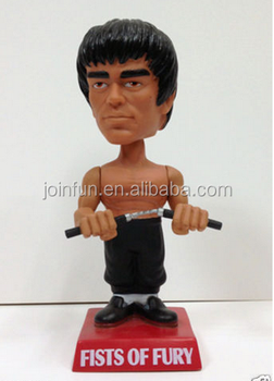 Plastic toy bobble head doll,OEM plastic bobble head figurine,Custom bobble head doll supplier