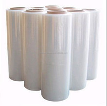 Transparent LLDPE manual use germany stretch film