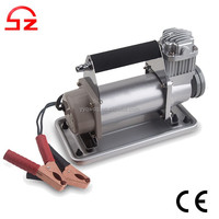 Heavy duty electric 12v car tyre pump air compressor for 4x4