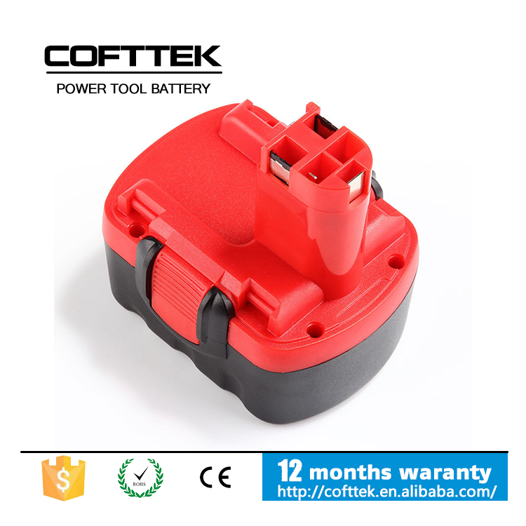 For Bosch Replacement Power Tool ni-mh Battery 14.4 V 3.0 AH cordless batteries