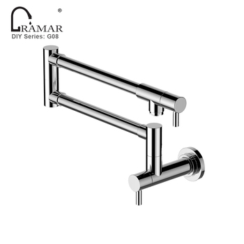 Commercial Industrial Extension Extend Folding Tap Spout Wall Mounted  Kitchen Faucet, View Kitchen Faucet, Koala Product Details from Shenzhen  Koala ...
