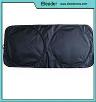 OEM Foldable Front Rear Car SUV Window Sun Shade Auto Visor Windshield Cover