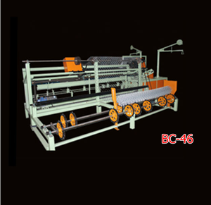 Full Automatic Heavy Type Chain Link Fence Machine