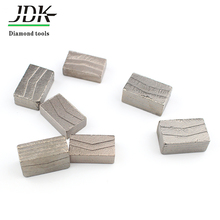 High quality granite cutting marble diamond segments for Indonesia sandstone