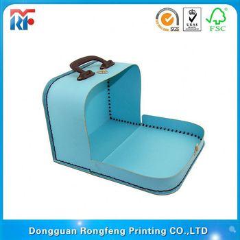 Decorative Storage Suitcases