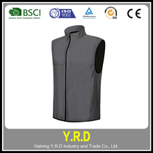 Printing your logo custom fancy vest for women