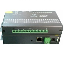 4 Canali RS232 RS485 RS422 Seriale a Ethernet TCP IP Converter
