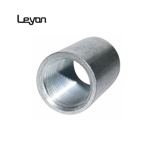 pipe fitting full thread socket galvanized coupling pipe fittings weight of pipe fittings for types of joints
