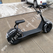 trade assurance hot sale citycoco 2017 newest 1000w/1500w/2000w electric scooter