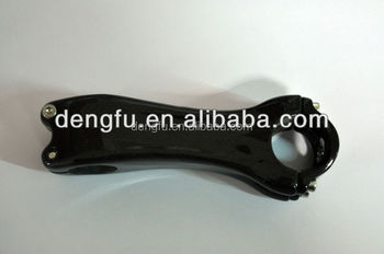 Dengfu light weight full carbon stem, carbon bicycle parts stem with matte finished