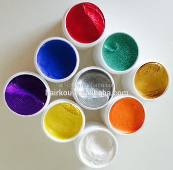 Hair Dye Wax/gel Color Pomade Temporary Hair Color Cream - Buy Color  Pomade,Hair Dye Wax,Temperary Hair Color Cream Product on Alibaba.com