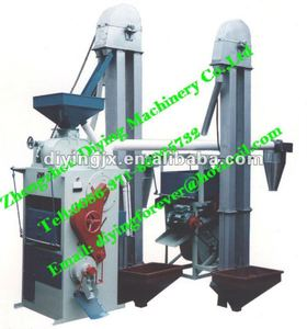 10t/day Rice Dehusk And Rice Milling Whitening Machine