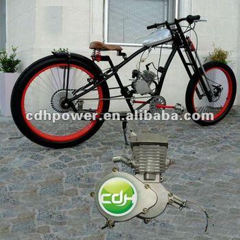 80cc 2 Stroke Cycle Bike Bicycle Motorized Engine Kit Black Motor ...
