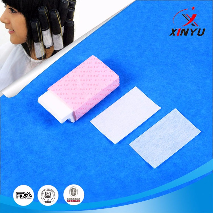 non woven fabric for hair curling paper