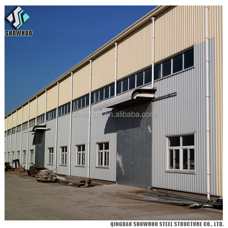easy assemble cheap china steel structure building kit prefabricated warehouse