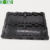 Professional Design Plastic Pet Blister Electronic Components Black Packing Tray With Competitive Price