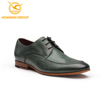 China Best Shoe Seller Leather Footwear