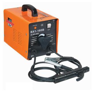 2015 Smarter Tools Portable Bx1 200 Ac Arc Welder Machine