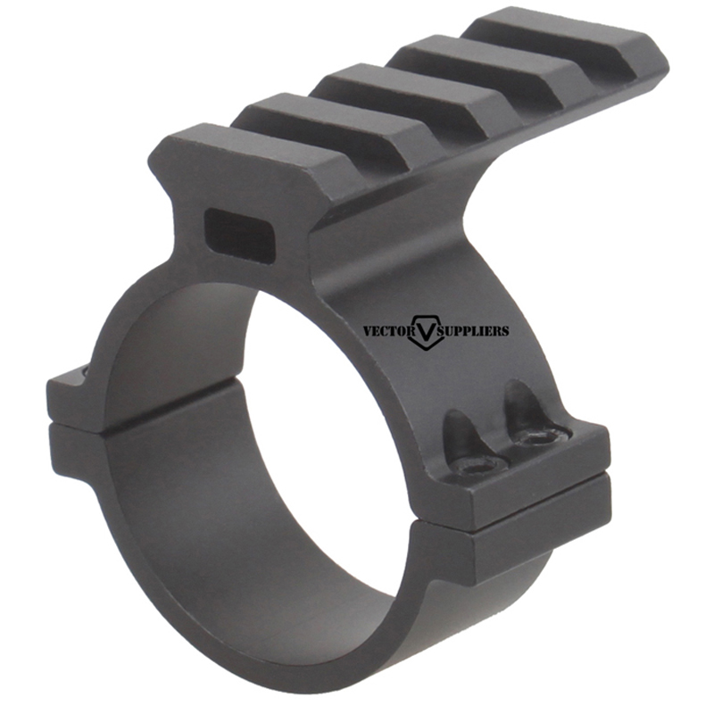 OEM Wholesale Price Scope Barrel Mount 35mm 34mm Riflescope Ring w/ Weaver Picatinny Rail