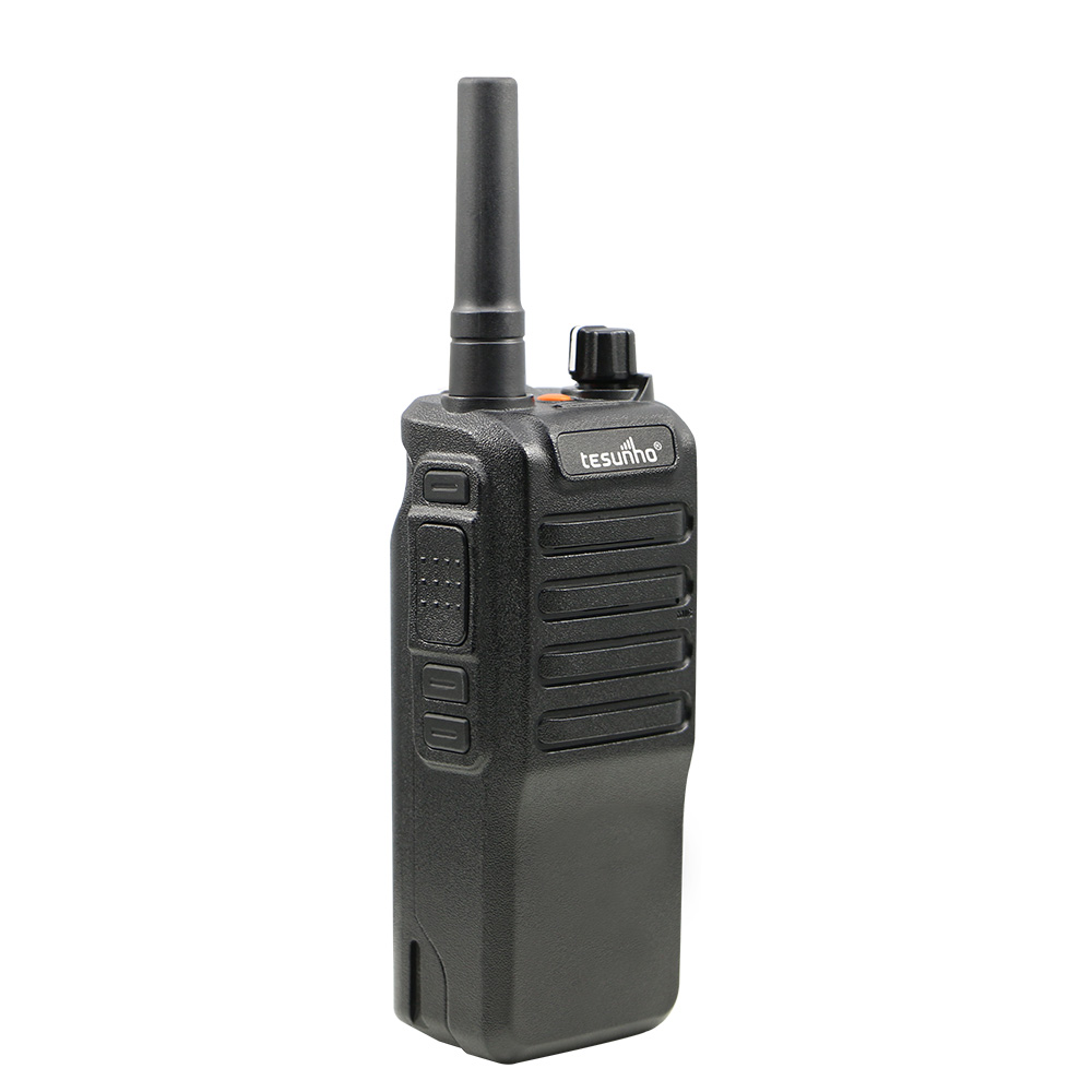 2018 Atualizado WIFI IP Walkie Talkie 100 km TH-518