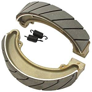 EBC Brakes 344G Water Grooved Brake Shoe by EBC Brakes