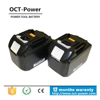 Japan Makita 18v 6ah Power Tool Battery For Makita Power Tools Bl1860 - Buy  Japan Makita 18v 6ah Lithium Battery,Makita Power Tools Bl1860,Makita 18v