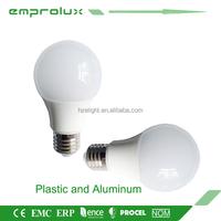 Modern bright 300 degree a60 led warm yellow light bulb