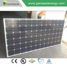 High performance 250w cigs flexible thin film solar module, flexible solar panel Discount Free Inspection
