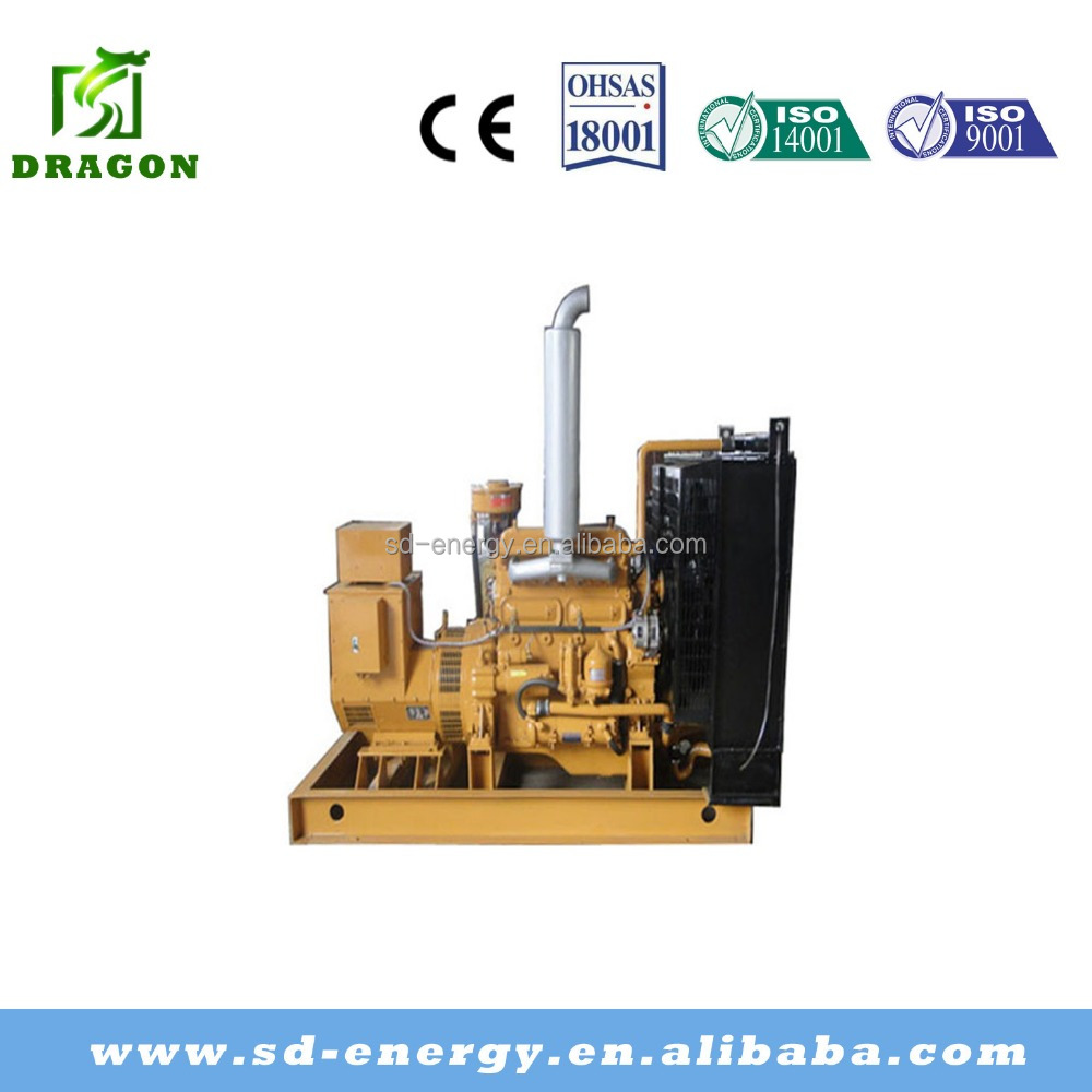 10KW AC Three Phase Output Type Methane Fuel Natural Gas Generator