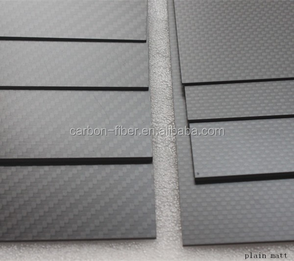 Carbon Fiber plastic u profile Hand Lay Up Pplateucts