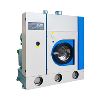 Commercial industrial washer dryer hotel laundry dry cleaning machine equipment prices