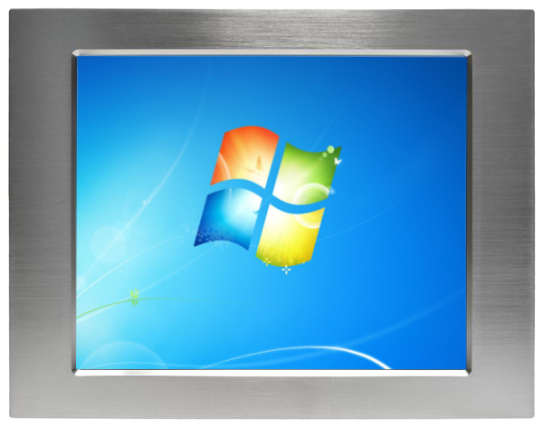 17 inch stainless steel IP65 industrial panel pc,industrial touch screen panel pc linux